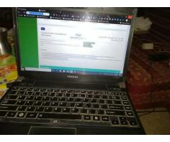 Toshiba i7 2nd Gen - Used 10/10 Condition