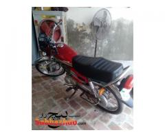 honda 125 2013 model urgently sale everything genion and orignal