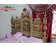 Chinyoti bed in very good condition for sale