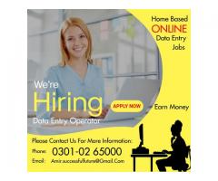 Bona fide home base online working, part time, full time