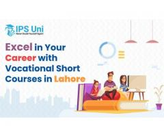 Excel in Your Career with Vocational Short Courses in Lahore