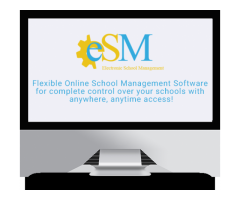 Electronic School Management System Software
