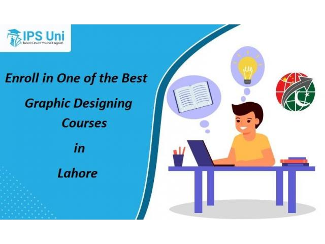 Enroll in One of the Best Graphic Designing Courses in Lahore