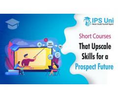 Short Courses that Upscale Skills for a Prospect Future