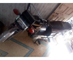 Honda 125 for Sale (Purchase in 2017 and Reg. 2018)