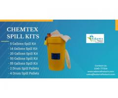 CHEMTEX Spill Kit | Available in 5 | 10 | 14 | 50 | 55 Gallons