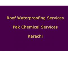 Roof Waterproofing Services Pak Chemical Services