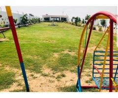 Agriculture Land : Farm Houses Plots on installments for Sale