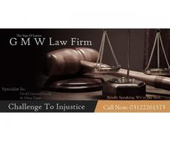 Legal Consultancy Services with High Professionals all Cases Accepted