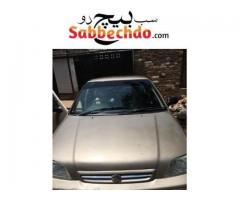 Urgent sell family used car Cultus for Sale