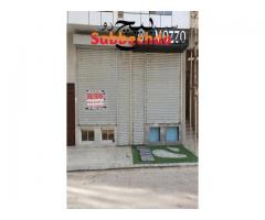 Commercial shop no.2 for rent Reasonable Price