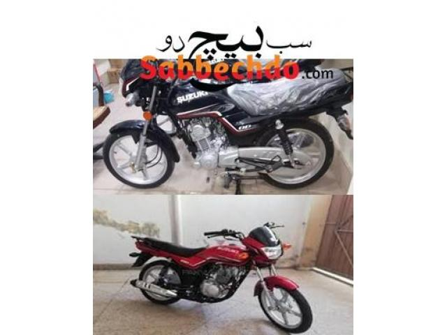 GD 110S cash or lease dono aik rate py