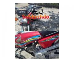 Honda cg 125 2019 Model For Sale
