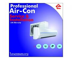 AC SERVICE AND INSTALLATION