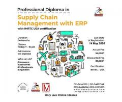 Professional Diploma In Supply Chain Management With ERP Live Online Classes - 3D Educators