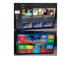 32 inch smart FHD LED TV SIRF OR SIRF 18000 NEW SALE