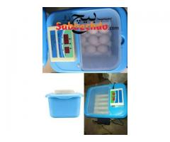Auto & Dual Power Roller Tray 9 Egg Incubator - FREE Cash On Delivery