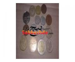 Collection of coins For Sale