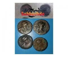 Antique Kushan Coins or antique different Coins Collection