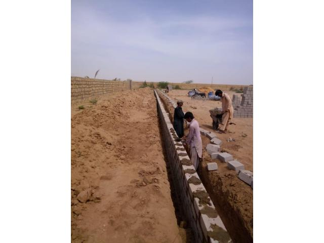 FARM HOUSES : Plots Land on installments for Sale