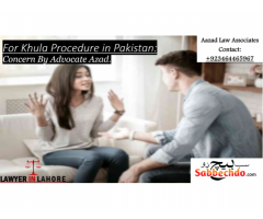Khula Procedure in Pakistan - Legal Way To Get Divorce By Husband