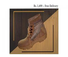 Army Brat Shoes For Men