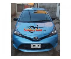 Toyota vitz 2014 Model.2017 Registered