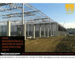 Ahmed Industrial Construction Company