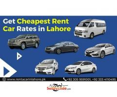 Rent a car services in Lahore [Honda-Toyota-Suzuki-Mercedes-Audi]