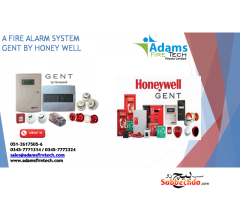 Fire Alarm System by ADAMS FIRE TECH