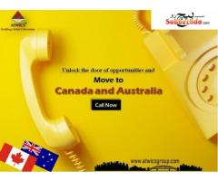 BEST Immigration Consultants -  Migrate to Canada and Australia-ATWICS Group