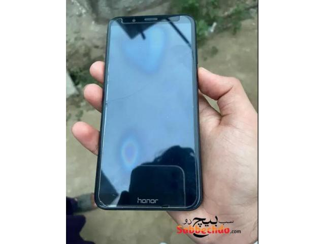 Huawei honor 7c -Used but Good Condition