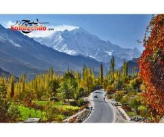 Tour Package Hunza  (Every Weekend)