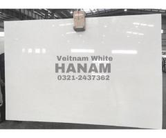 White Marble Slabs and Beautiful Tiles Stock Available for Sale