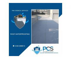 Roof Waterproofing services & (Pak Chemical Services)